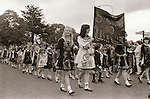Parade in Ennis, May 30, 1983. Photograph by Liam McGrath