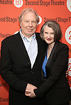 Michael McKean and Annette O'Toole attend the Second Stage Theatre's Off-Broadway Opening Night After Party for 'Man From Nebraska'  at Dos Caminos on 2/15/2017 in New York City.