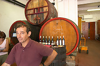 Jean Baills Domaine Madeloc, Banyuls sur Mer. Roussillon. Owner winemaker. France. Europe.