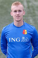 HAREN - Voetbal, Presentatie Be Quick, Derde Divisie, seizoen 2017-2018, 04-07-2018, Robbert Smit