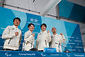 PyeongChang 2018 Paralympics: Snowboard: Japanese Snowboard team Press Conference