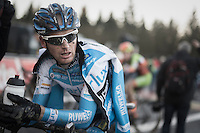 Kevin Pauwels (BEL/Marlux - Napoleon Games) post-race<br /> <br /> 2016 CX Superprestige Spa-Francorchamps (BEL)
