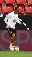 Leroy Sane (Deutschland Germany) - 10.06.2019: Abschlusstraining der Deutschen Nationalmannschaft vor dem EM-Qualifikationsspiel gegen Estland, Opel Arena Mainz