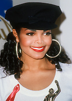 Janet Jackson, 1991, Photo By Michael Ferguson/PHOTOlink