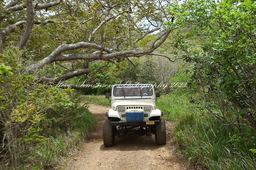 Tan Tan Jeep Tours.St Croix.US Virgin Islands