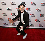 """Wesley Taylor attends the opening night performance after party for the MCC Theater's 'Alice By Heart' at Kenneth Cole's """"The Garage"""" on February 26, 2019 in New York City."""
