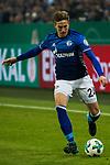 19.12.2017, Veltins-Arena , Gelsenkirchen, GER, DFB Pokal Achtelfinale, FC Schalke 04 vs 1. FC K&ouml;ln<br /> , <br /> <br /> im Bild | pictures shows:<br /> Bastian Oczipka (FC Schalke 04 #24) , <br /> <br /> Foto &copy; nordphoto / Rauch