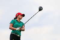 Ana Lizeth Ruiz Laphond (Mexico) during final day of the World Amateur Team Championships 2018, Carton House, Kildare, Ireland. 01/09/2018.<br /> Picture Fran Caffrey / Golffile.ie<br /> <br /> All photo usage must carry mandatory copyright credit (© Golffile | Fran Caffrey)