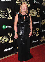 BEVERLY HILLS, CA - JUNE 22:  Melody Thomas Scott at the 41st Annual Daytime Emmy Awards at the Beverly Hilton Hotel on June 22, 2014 in Beverly Hills, California. SKPG/MPI/Starlitepics