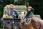 Country kids, San Luis Obispo, California