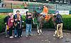 Kissin Cassie winning at Delaware Park on 10/1/16
