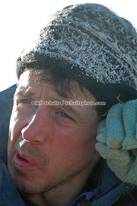 Jon Korta at Nikolai. Photo by Jon Little.