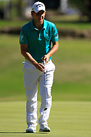 Emiliano Grillo (ARG) on the 7th during the 2nd round at the WGC Dell Technologies Matchplay championship, Austin Country Club, Austin, Texas, USA. 23/03/2017.<br /> Picture: Golffile | Fran Caffrey<br /> <br /> <br /> All photo usage must carry mandatory copyright credit (&copy; Golffile | Fran Caffrey)