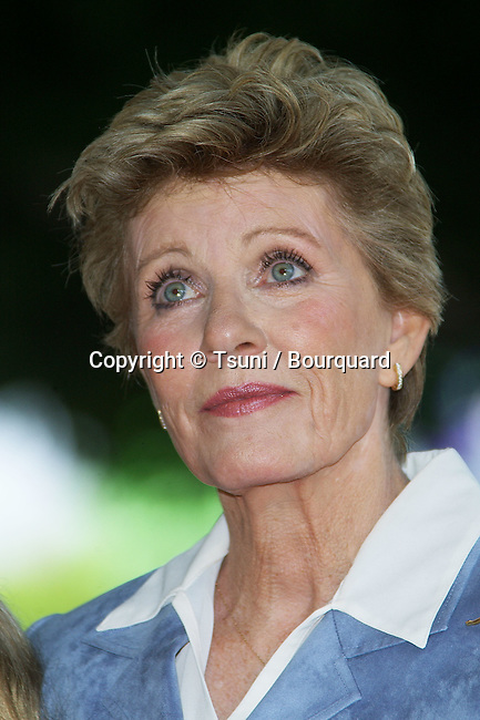 Patty Duke received the 2260th star on the Hollywood Walk of Fame in Los Angeles. August 17, 2004.