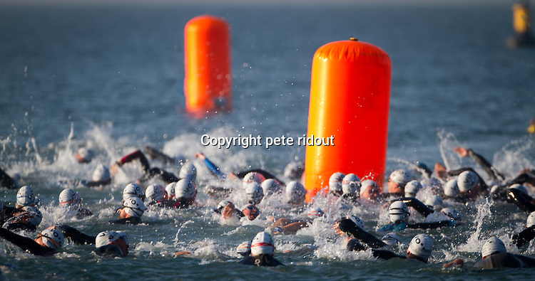 Salty Sea Dog Triathlon - Boscombe 26th July '14