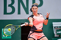 Svetlana Kuznetsova of Russia during Day 3 for the French Open 2018 on May 29, 2018 in Paris, France. (Photo by Baptiste Fernandez/Icon Sport)
