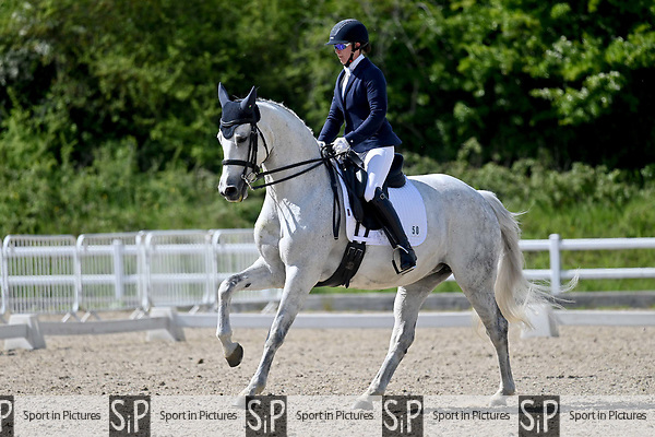 Class 7. British dressage. Brook Farm Training Centre. Essex. UK. 12/05/2019. ~ MANDATORY Credit Garry Bowden/Sportinpictures - NO UNAUTHORISED USE - 07837 394578