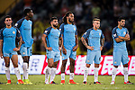 Manchester City squad during the 2016 International Champions Cup China match at the Shenzhen Stadium on 28 July 2016 in Shenzhen, China. Photo by Victor Fraile / Power Sport Images