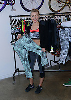 Julianne Hough @ celebrates the west coast debut of her new clothing collection for athleisure brand held @ the Martone cycling co. & friends.<br /> April 4, 2016