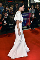 Michelle Rodriguez<br /> Widows opening gala ilm screeningat BFI London Film Festival<br /> In Leicester Square, London, England on October 10, 2018.<br /> CAP/PL<br /> &copy;Phil Loftus/Capital Pictures