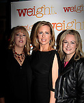 As The World Turns Martha Bryne with Suzanne & Daryn Strauss - Weight: The Series held its premiere party on October 8, 2014 at Galway Pub, New York City, New York. (Photo by Sue Coflin/Max Photos)