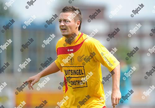 2011-07-31 / Voetbal / seizoen 2011-2012 / KFC Duffel / Glenn D'Huyvetter..Foto: mpics