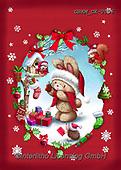 Roger, CHRISTMAS ANIMALS, WEIHNACHTEN TIERE, NAVIDAD ANIMALES, paintings+++++,GBRMCX-0006,#xa#