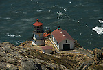 California: Lighthouse at Point Reyes National Seashore near San Francisco. Photo copyright Lee Foster. Photo # casanf81240