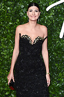 Giovanna Battaglia<br /> arriving forThe Fashion Awards 2019 at the Royal Albert Hall, London.<br /> <br /> ©Ash Knotek  D3542 02/12/2019