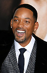 """WESTWOOD, CA. - December 16: Actor Will Smith arrives at the Los Angeles premiere of """"Seven Pounds"""" at Mann's Village Theater on December 16, 2008 in Los Angeles, California."""