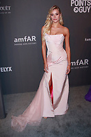 NEW YORK, NY - FEBRUARY 6: Sofia Jamora arriving at the 21st annual amfAR Gala New York benefit for AIDS research during New York Fashion Week at Cipriani Wall Street in New York City on February 6, 2019. <br /> CAP/MPI99<br /> ©MPI99/Capital Pictures