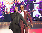 WASHINGTON, DC - JANUARY 24:  Charlie Wilson and Honoree Kanye West performs during The BET Honors at the Warner Theatre on January 24, 2015 in Washington, D.C. Photo Credit: Morris Melvin / Retna Ltd.