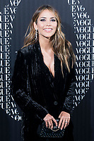 Rosanna Zanetti attends a dinnerorganized by Vogue at Hotel Santo Mauro in Madrid, Spain. January 18, 2018. ALTERPHOTOS/Borja B.Hojas/Insidefoto