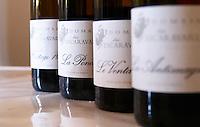 Domaine des Escaravailles, Rasteau. Rhone. France Europe. Bottle.