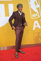 www.acepixs.com<br /> June 26, 2017  New York City<br /> <br /> Nick Cannon attending the 2017 NBA Awards live on TNT on June 26, 2017 in New York City.<br /> <br /> Credit: Kristin Callahan/ACE Pictures<br /> <br /> <br /> Tel: 646 769 0430<br /> Email: info@acepixs.com