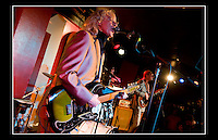 The Pleasers - Making the Modern Scene 2 - Terry Rawlings Benefit - 100 Club  - 27-07-2009