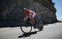Arnold Jeannesson (FRA/Cofidis)<br /> <br /> stage 13 (ITT): Bourg-Saint-Andeol - Le Caverne de Pont (37.5km)<br /> 103rd Tour de France 2016
