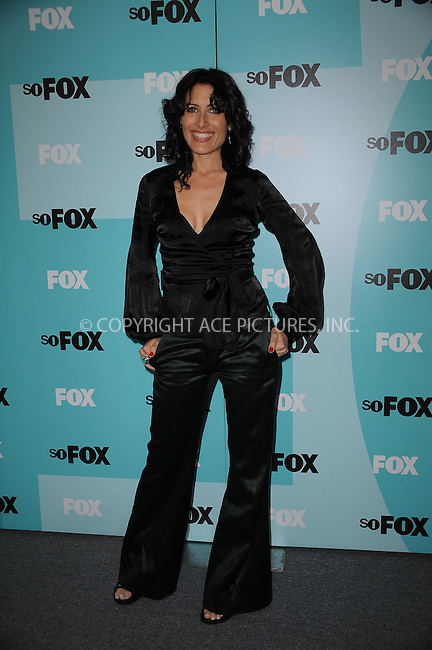 WWW.ACEPIXS.COM . . . . . ....May 18 2009, New York City....Lisa Edelstein attending the 2009 FOX UpFront after party at the Wollman Rink in Central Park on May 18, 2009 in New York City.....Please byline: KRISTIN CALLAHAN - ACEPIXS.COM.. . . . . . ..Ace Pictures, Inc:  ..tel: (212) 243 8787 or (646) 769 0430..e-mail: info@acepixs.com..web: http://www.acepixs.com