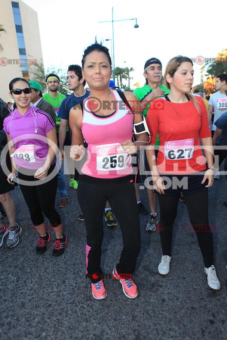 Carrera CIMA a favor de la Fundaci&oacute;n de Sylvana Beltrones.<br /> CLARA VANESA RAMIREZ,<br /> <br /> **Photo&reg;&copy;:LuisGutierrez/NortePhoto