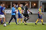 2018-08-10 / Voetbal / Seizoen 2018-2019 / KFCO Beerschot-Wilrijk - KVC Westerlo / Jens Naessens scoorde voor Westerlo<br /> <br /> ,Foto: Mpics