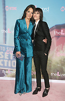 LOS ANGELES, CA - DECEMBER 2: Jennifer Beals and Katherine Moennig at The L Word: Generation Q Premiere at Regal Cinemas LA Live in Los Angeles, California on December 2, 2019. Credit: Faye Sadou/MediaPunch