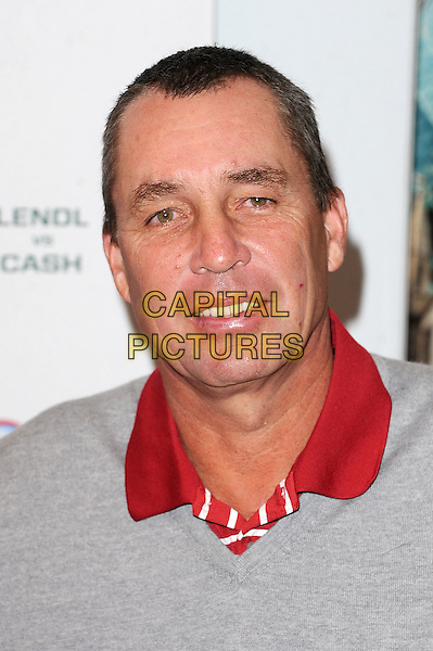 LONDON, ENGLAND - MARCH 3: Ivan Lendl attends the World Tennis Day Showdown - press conference at The Athenaeum Hotel on March 3, 2014 in London, England<br /> <br /> CAP/BEL<br /> &copy;Tom Belcher/Capital Pictures