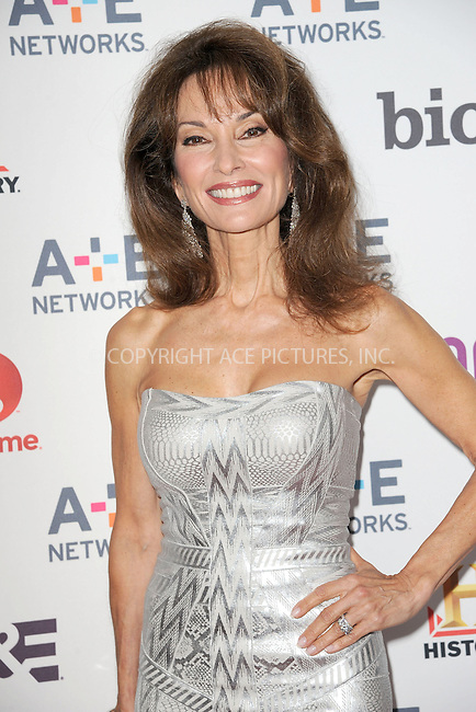 WWW.ACEPIXS.COM . . . . . .May 8, 2013...New York City....Susan Lucci attends A&E Networks 2013 Upfront at Lincoln Center on May 8, 2013 in New York City ....Please byline: KRISTIN CALLAHAN - ACEPIXS.COM.. . . . . . ..Ace Pictures, Inc: ..tel: (212) 243 8787 or (646) 769 0430..e-mail: info@acepixs.com..web: http://www.acepixs.com .