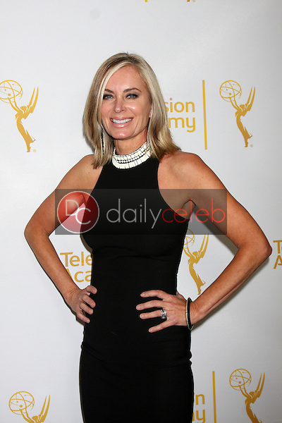 LOS ANGELES - JUN 19:  Eileen Davidson at the ATAS Daytime Emmy Nominees Reception at the London Hotel on June 19, 2014 in West Hollywood, CA