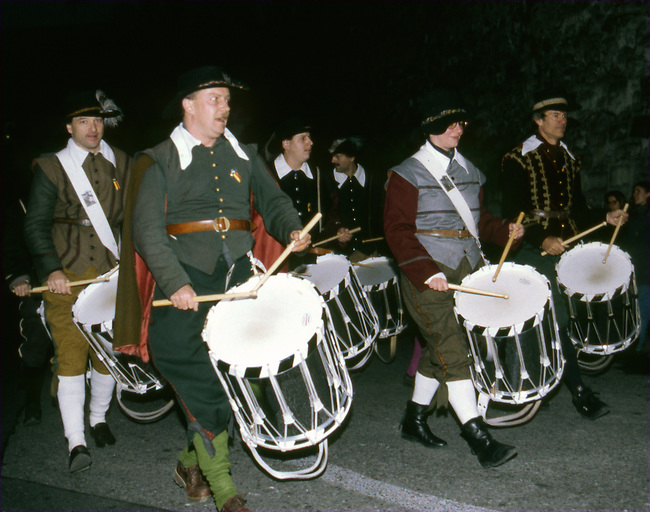 Escalade Celebration, Switzerland