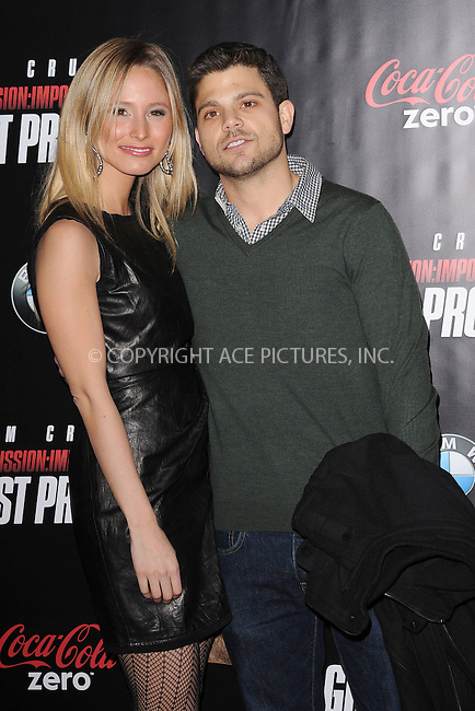 WWW.ACEPIXS.COM . . . . . December 19, 2011...New York City....Jerry Ferrara attends the 'Mission: Impossible - Ghost Protocol' U.S. premiere at the Ziegfeld Theatre on December 19, 2011 in New York City....Please byline: KRISTIN CALLAHAN - ACEPIXS.COM.. . . . . . ..Ace Pictures, Inc: ..tel: (212) 243 8787 or (646) 769 0430..e-mail: info@acepixs.com..web: http://www.acepixs.com .