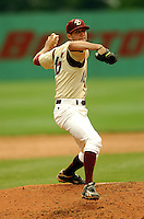 Boston College Eagles LHP Pat Dean in action vs. North Carolina Tar Heels at Shea Field May 16, 2009 in Chestnut Hill, MA (Photo by Ken Babbitt/Four Seam Images)