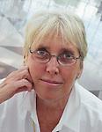 ©2009 David Burnett / Contact Press Images.NY: 212-695 7750..Cathy Saypol.New York Book Expo 2009.Javits Center, New York NY