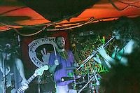 Dantanna Beatz, Johnny Kowalski and the Sexy Werdos, 20th Dec 2015, Daylight Robbery Warehouse, Hockley,