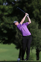 Gary McDermott (Carton House) during the 2017 AIG Leinster Senior Cup Final at Malahide Golf Club.. 27/08/2017<br /> <br /> Picture Jenny Matthews / Golffile.ie<br /> <br /> All photo usage must carry mandatory copyright credit (&copy; Golffile | Jenny Matthews)